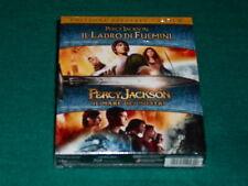 Percy Jackson 1&2 (Cofanetto 2 blu-ray) Regia di Thor Freudenthal,Chris Columbus