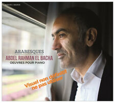 Abdel Rahman El Bacha : Abdel Rahman El Bacha: Arabesques CD (2018) ***NEW***