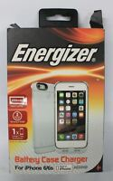 NEW ENERGIZER AE2200 Rechargeable 2200mAh Battery Case Charger For iPhone 6 6S