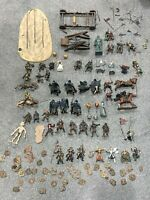Large LOTR / Lord of the Rings Figure Bundle - some damaged / incomplete