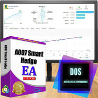 EA forex A007 Smart Hedge reliable and profitable for MT4