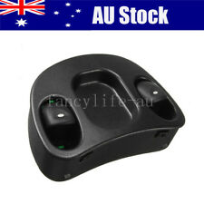 POWER MASTER WINDOW SWITCH 2 BUTTON FOR HOLDEN COMMODORE VU VX UTE 97-02 NEW
