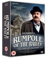 RUMPOLE OF THE BAILEY 1-7 1978-1992 COMPLETE Leo McKern TV Series NEW RgFree DVD