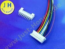 KIT BUCHSE +STECKER 8 polig/pins 2 mm  HEADER + Male Connector PCB #A1829