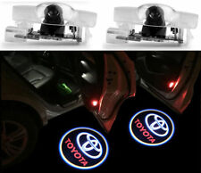 2x LED Door Ghost Shadow Step Welcome Courtesy Projector Laser Light for Toyota²