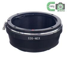 EOS-NEX for Canon EF Lens to Sony E NEX 3 NEX 5 NEX 7 NEX C3 5C 5N 5R VG10 VG20
