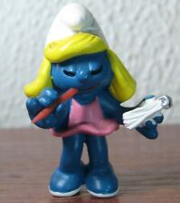 Smurfs - 20140 - Secretary Smurfette - Pink Dress!