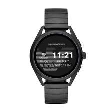Mens Smartwatch EMPORIO ARMANI MATTEO GEN 5 ART5020 Steel Black Touchscreen
