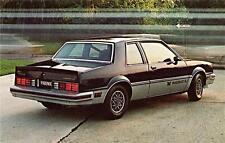 Old Print.  1982 Pontiac Phoenix SJ Coupe Auto Ad