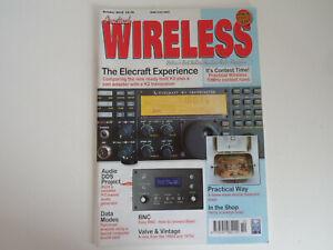 ELECRAFT K2 & K3 REVIEW- (PRACTICAL WIRELESS MAGAZINE)...RADIO-SPARES-IRELAND