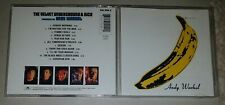 The Velvet Underground & Nico - The Velvet Underground & Nico - UK CD