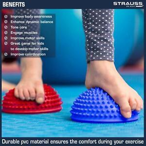 Athlete Home Gym Fitness Balance Trainer Hedgehog Balance Pod Yoga Exercise