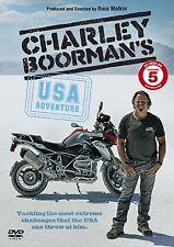 Charley Boorman's USA Adventure [DVD-R]