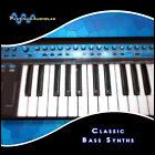 Sub Heavy Bass Synth Samples Akai Library CD Roland MV8800 MV8000 MV 8800 8000