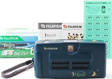 FUJI FUJIFILM RENSHA CARDIA Byu-N 16 35mm Film Camera From Japan [Exc #631285