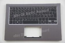 DK FI Backlit Swedish Norwegian Nordic Keyboard for Asus UX302L UX302LA top case