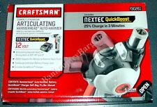 Craftsman 30261 NEXTEC 12 Volt 12V Hammerhead Auto Hammer Rotating Head Charger