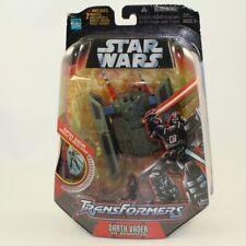 Hasbro - Star Wars Transformers - DARTH VADER/TIE FIGHTER *NON-MINT BOX*