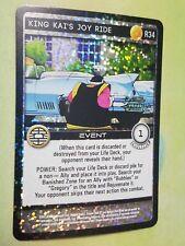 Dragon Ball Z DBZ CCG TCG Custom Panini Proxy Foil 34 King Kai's Joy Ride