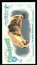 2014 Topps Allen and Ginter Mini Little Lions #Ll02 Japanese Bobtail - Nm-Mt