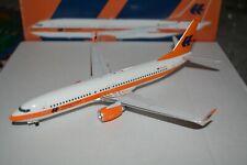 "Aviation 200 1/200 Hapag-Lloyd 737-800 ""Kreuzfahrten"", D-ATUF NIB"
