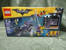 LEGO Batman Movie 70902 Catwoman Catcycle Chase 139 pcs Mini 3 Figures Cycle New