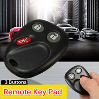 3 Button Remote Locking Electronics Key Keyless Entry Fob For GM 21997127  .+