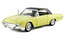 1962 FORD THUNDERBIRD SPORT ROADSTER SOFT TOP 1/32 DIECAST CAR ARKO 06201YL