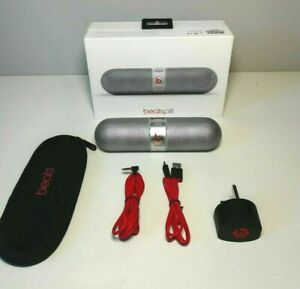 Beats Pill 2.0 By Dr Dre *Silver Edition!*