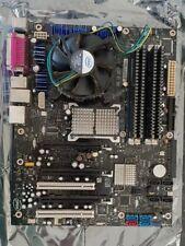 Intel D975XBX2 Motherboard + Core2quad Q6600 CPU + 8GB corsair Domintor Memory