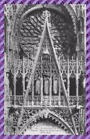 CPA 76 - La cathedrale de rouen Façade - detail du Gable central XVI siecle