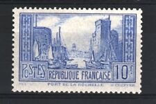 "FRANCE STAMP TIMBRE 261 b "" PORT LA ROCHELLE OUTREMER PALE "" NEUF xx TTB  R494"