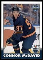 2020-21 UD O-Pee-Chee Retro #33 Connor McDavid - Edmonton Oilers