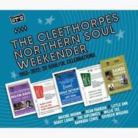 CLEETHORPES NORTHERN SOUL WEEKENDER 1993-2012 NEW & SEALED CD (KENT) 6T's
