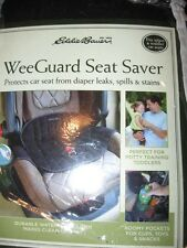 New WeeGuard Seat Saver PROTECTOR For Car Seat EDDIE BAUER wee guard toddler