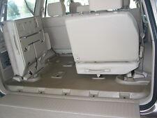 SANDGRABBA Moulded Cargo Mats - TOYOTA LANDCRUISER 80 SERIES 7-Seater 1990-97