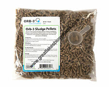 1lb Pound Sample Orb-3 Lake & Pond Sludge Pellets Remove Muck Bacteria H749-000