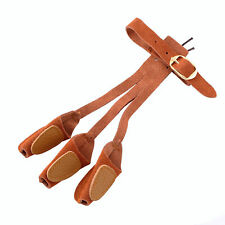 Archery 3 Finger Protection Glove F Hunting Arrow Pull Bow Leather for Shooting