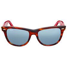 Ray Ban Original Wayfarer Bicolor Silver Flash Tortoise Sunglasses