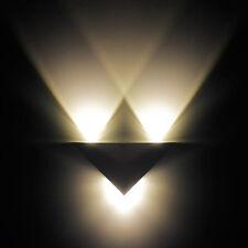 Moderno Creativo Illuminazione di Decorazione Triangolo LED Applique da Parete