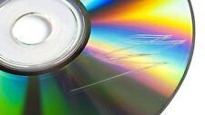 DVD /CD CD-R Xbox Wii Disc Repair Service - Scratch Removal DISCS - 2 X DEEP
