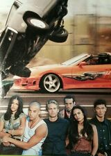 Paul Walker The Fast and the Furious Signed Authentic Autographed Magazine Photo