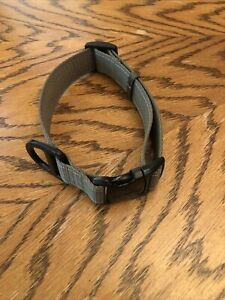 Kong Max Strong Dog Collar Anti Chew Resistant Green Neck Size L Large