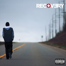 "EMINEM Recovery 12"" LP Vinyl Reissue NEW"