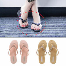 Unbranded Flat (0 to 1/2 in.) Heel Flip Flops for Women