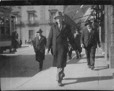 G MEN ON A MISSION - FBI PROHIBITION ? GOVERNMENT BUSINESS VTG WALLET PHOTO 123