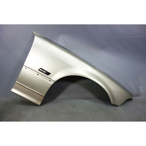 1992-1996 BMW E36 3-Series 2dr Early Right Front Fender Quarter Panel Platinum
