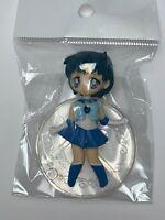 Sailor Moon Mercury Figure Ami Atsumete Girls Memories PVC Anime Banpresto Used