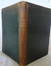 Jules Pech les bonheurs voilés E.O 1914 + envoi signé , reliure de bibliophile