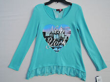 JUST REDUCED  Girls Top Size - L
